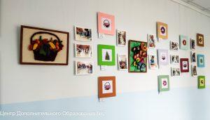 фото работ обучающихся в студии